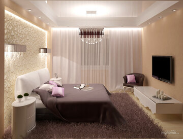 спальня фото дизайн в квартире реальные фото 6