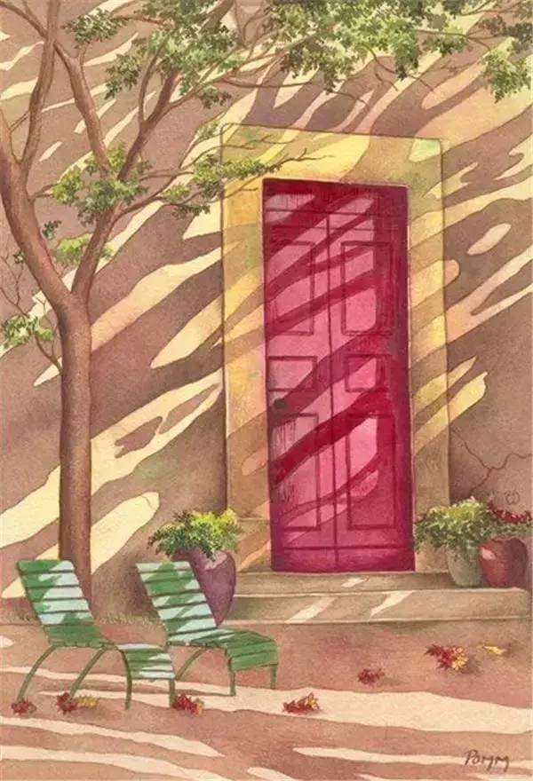 Смешное, художник рисует двери г.москва картинки