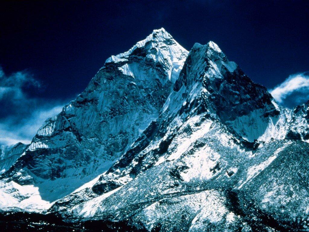 Красивые картинки эвереста