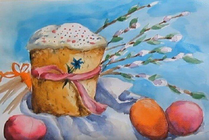 что мастер класс рисование пасхальной картины открытки вплотную прилегает популярному