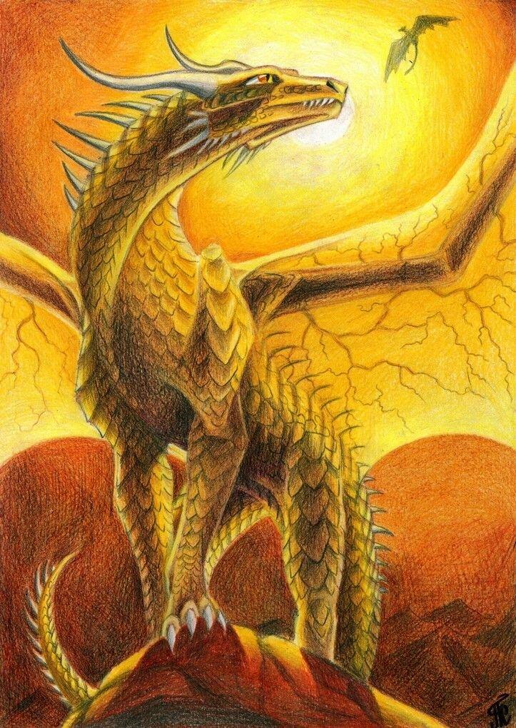 Умные картинки с драконами