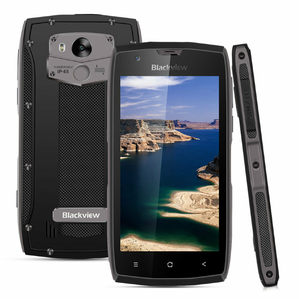 Сверхпрочный смартфон blackview BV7000 Pro в Дербенте