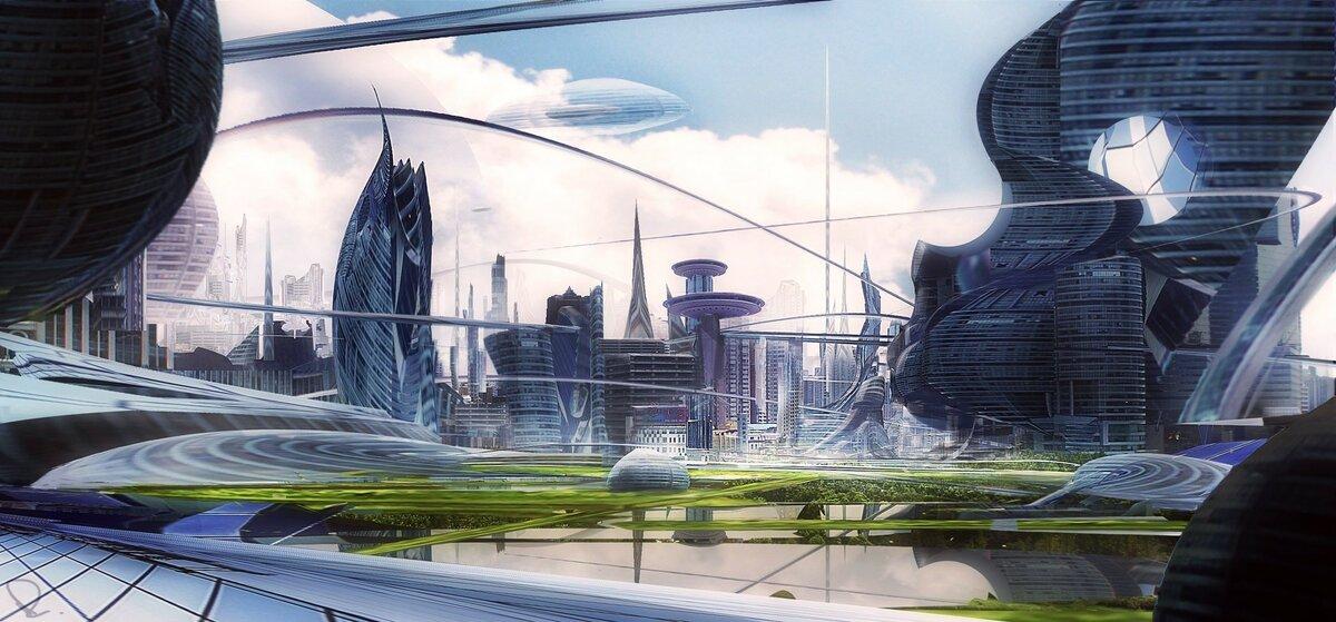 вызывает смотреть картинки города в будущем включает