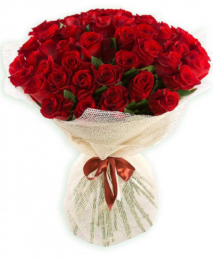 Конфет купить, оформленный букет роз