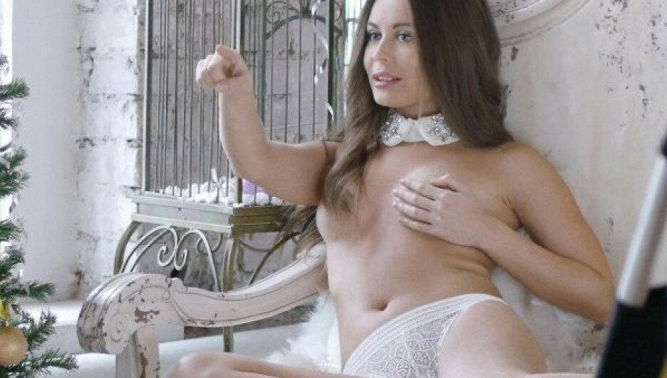 юлия михалкова разделась перед камерой и трахалась видео