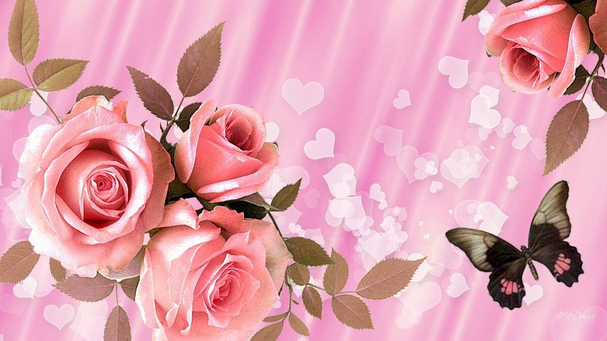 Скачать Живые Обои Розы На Телефон