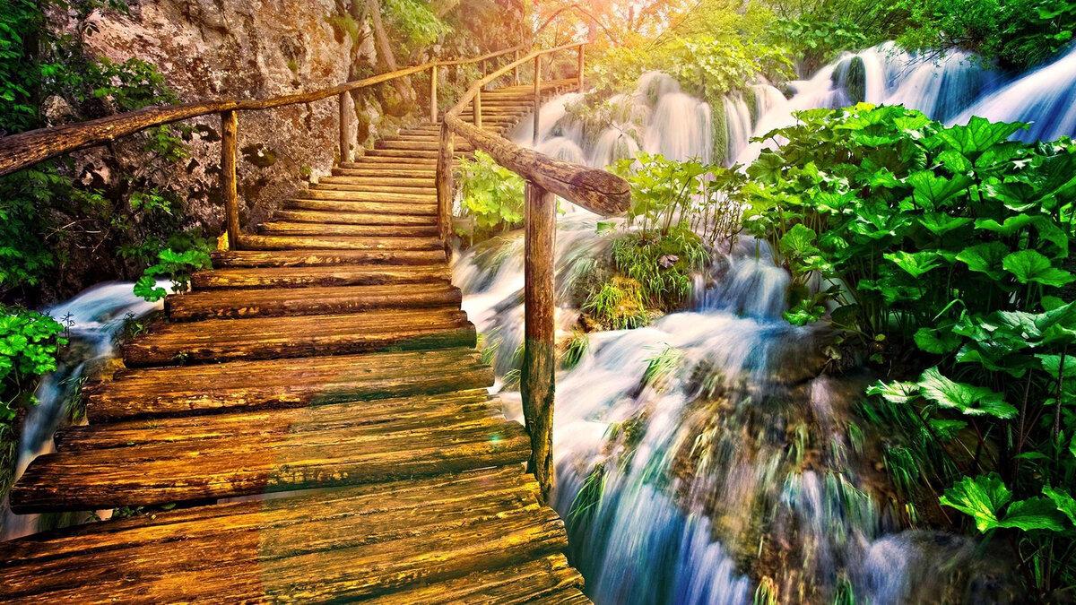 Днем, картинки красота природы