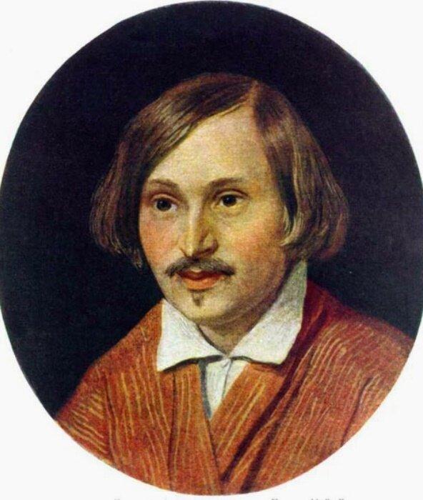 Гоголь картинки, днем рождения