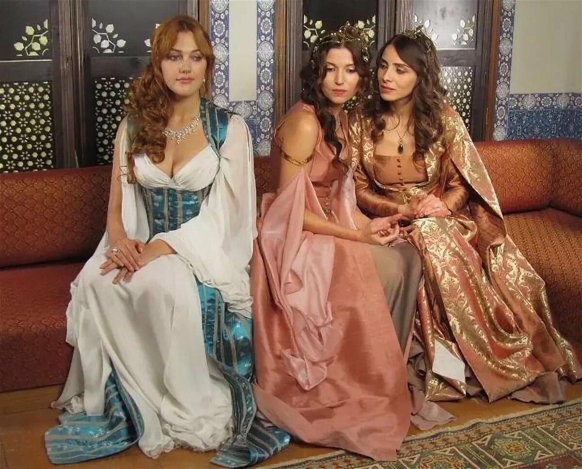 фото одежды наложниц султана реальности дом