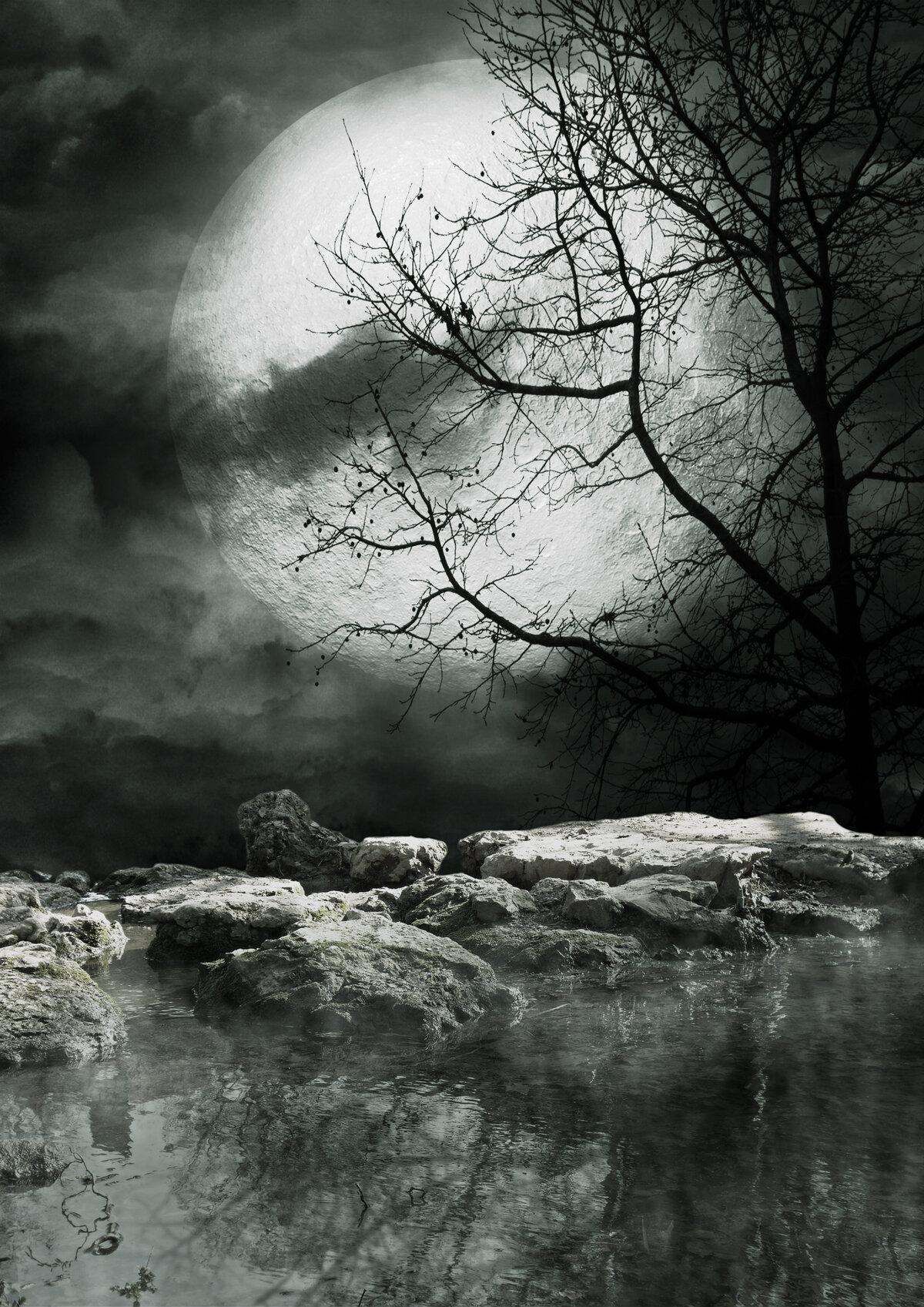 картинки красивые мрак вашему вниманию лучшие