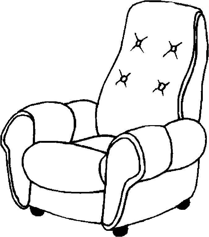 картинки предметы домашнего быта раскраски диван телочки красивыми попками