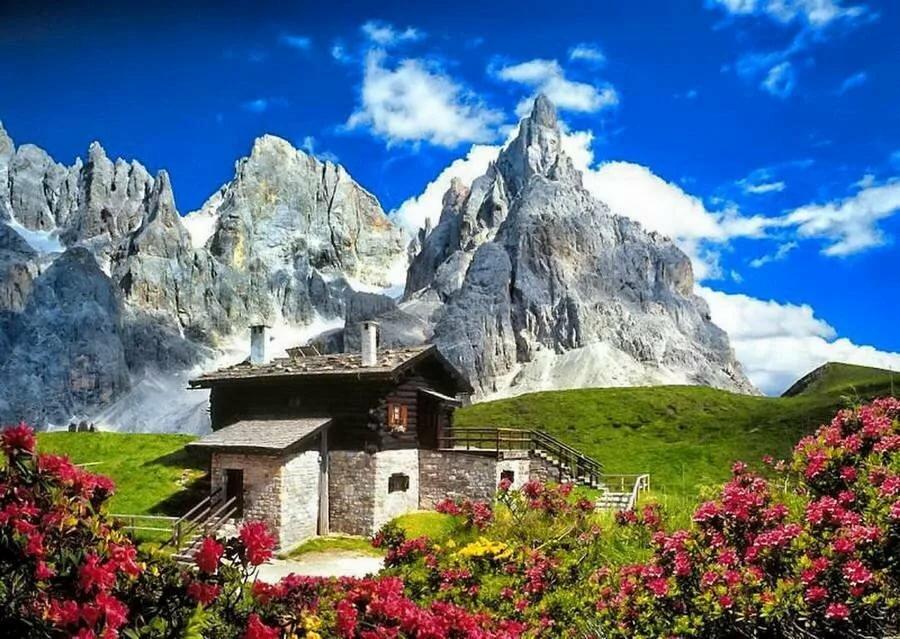 также зависит путешествия по итальянским альпам летом фото увидим, как