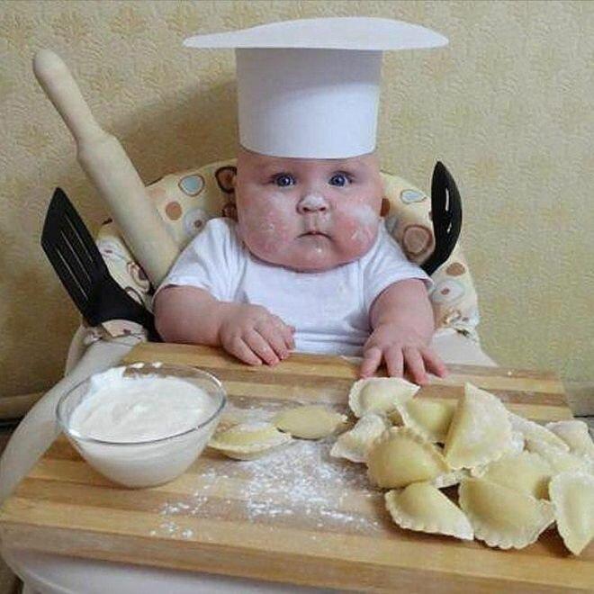 Прикольные картинки с кулинарией