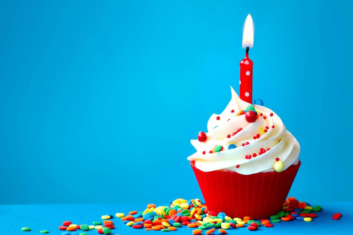 Яркие картинки, картинки без надписей на день рождения