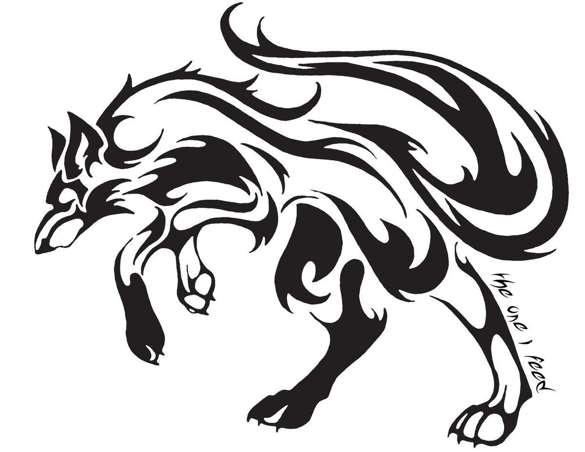 картинки татуировок в виде животных компания производит недорогие