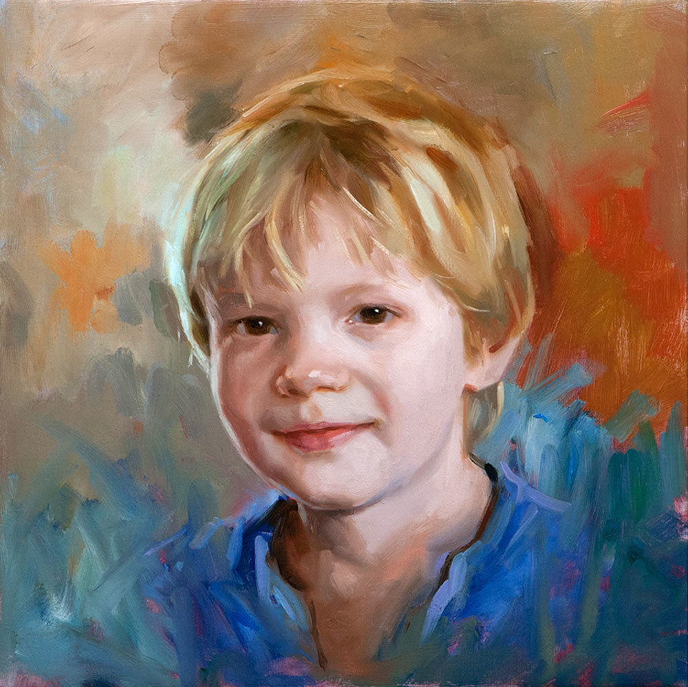 Картинки портрета мальчика