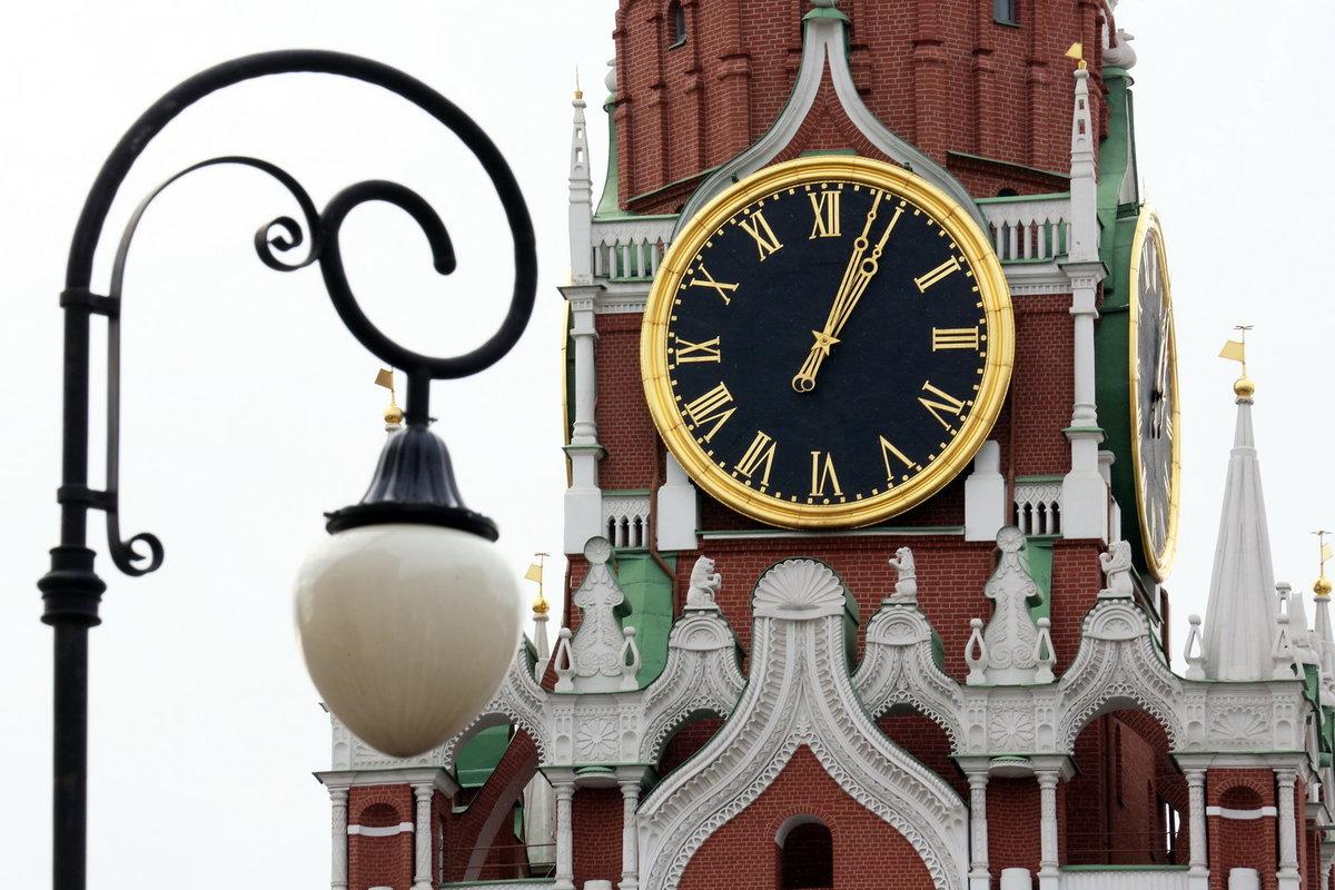 Кремлевские куранты в картинках