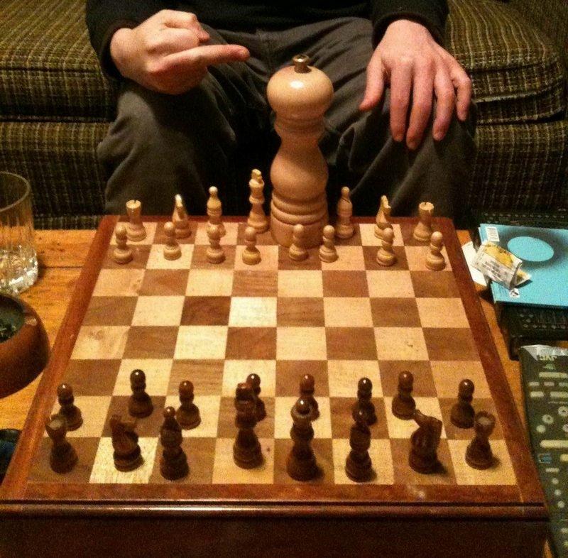 Днем рождения, ставка на шахматы картинка прикол