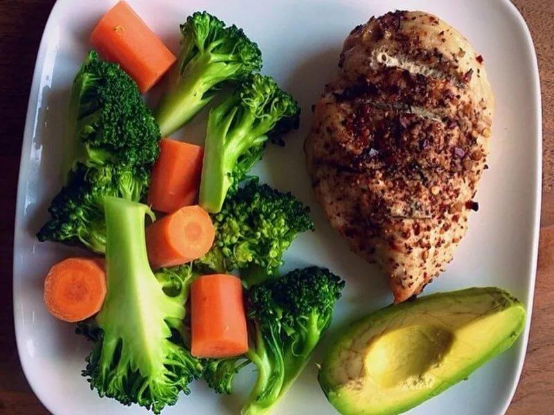 идеальные блюда для похудения
