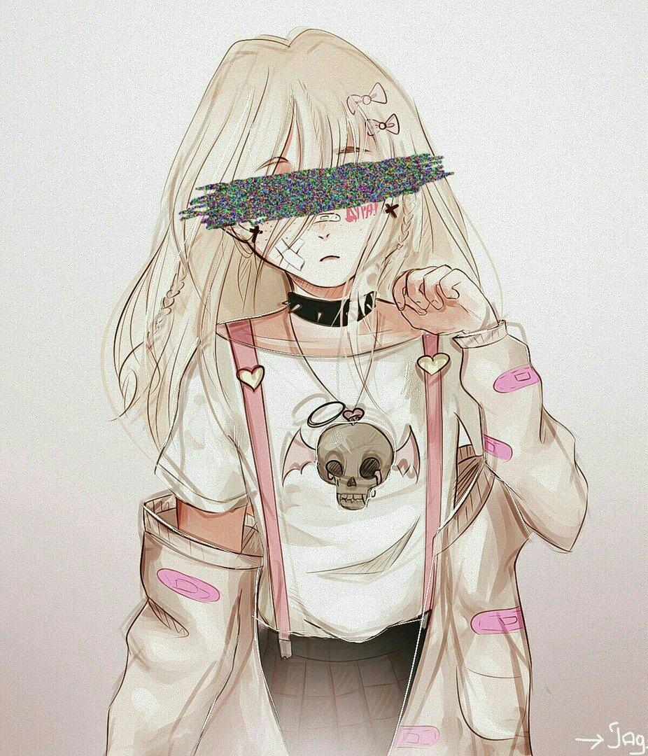 Четкие картинки аниме на аву