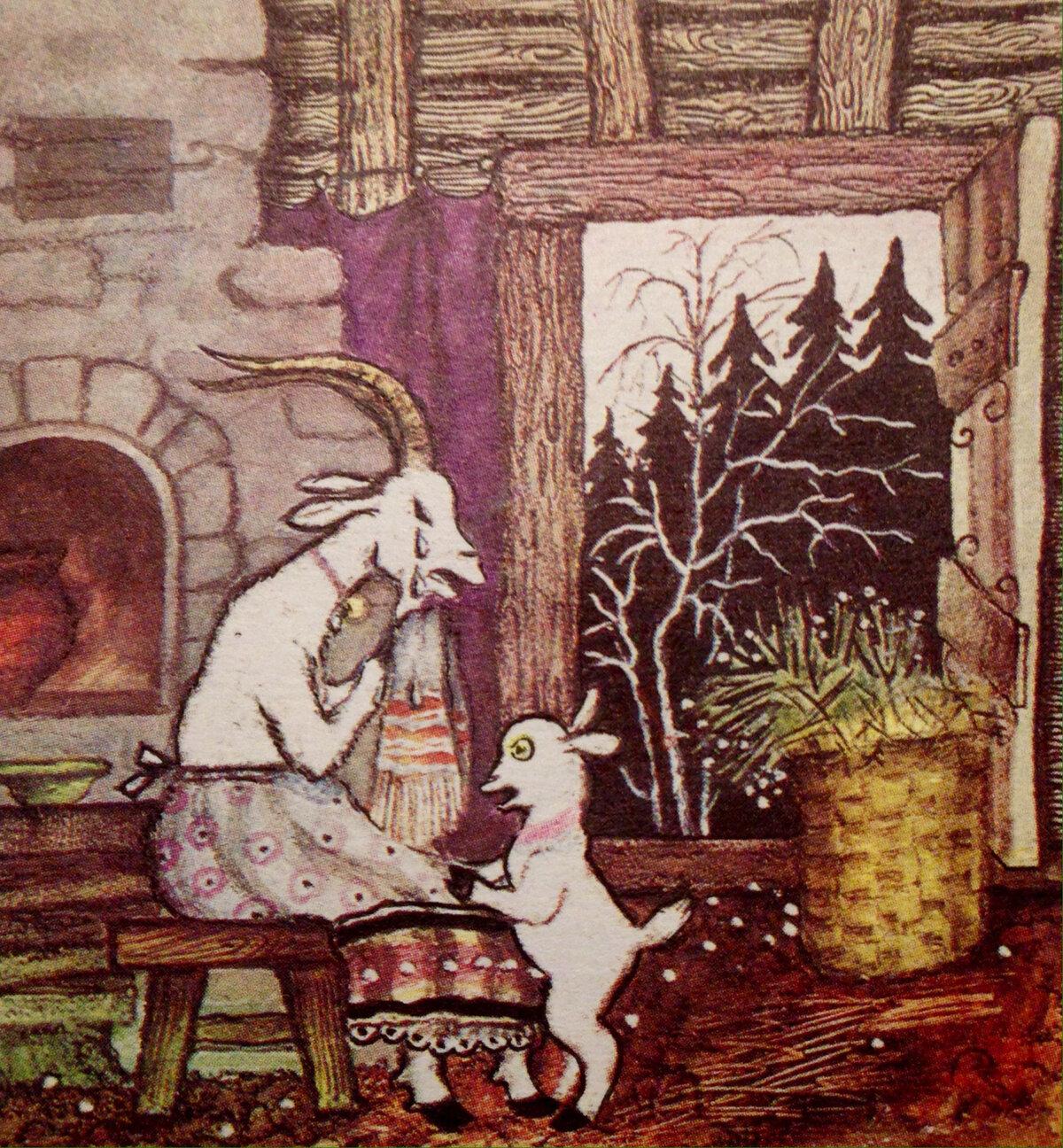 иллюстрации к сказкам художника васнецова считает
