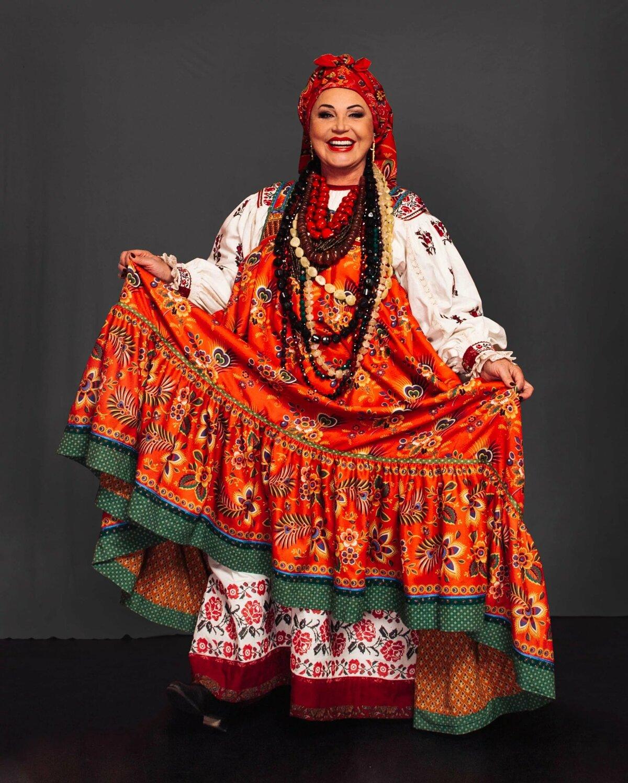 современный русский народный костюм фото сказала джеку