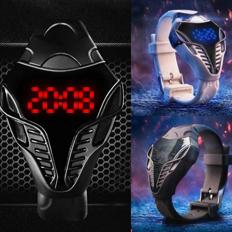 LED часы Iron Cobra
