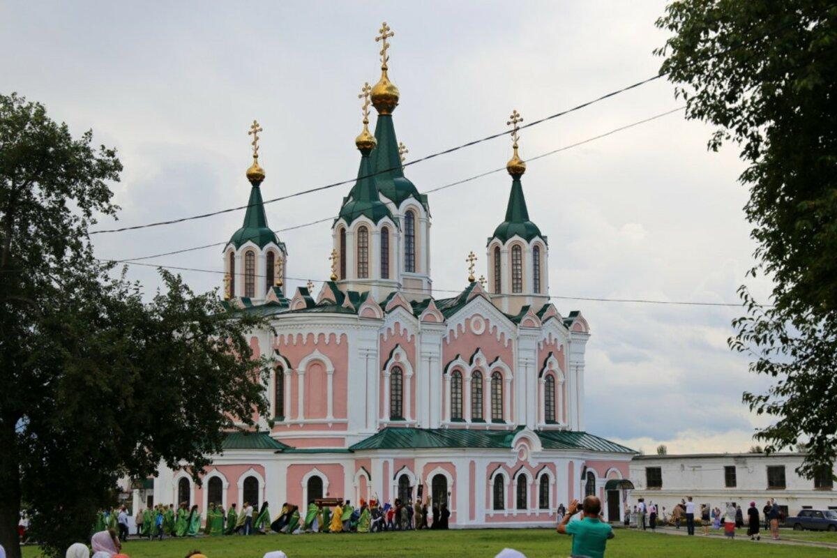 далматовский монастырь картинки свердловской области