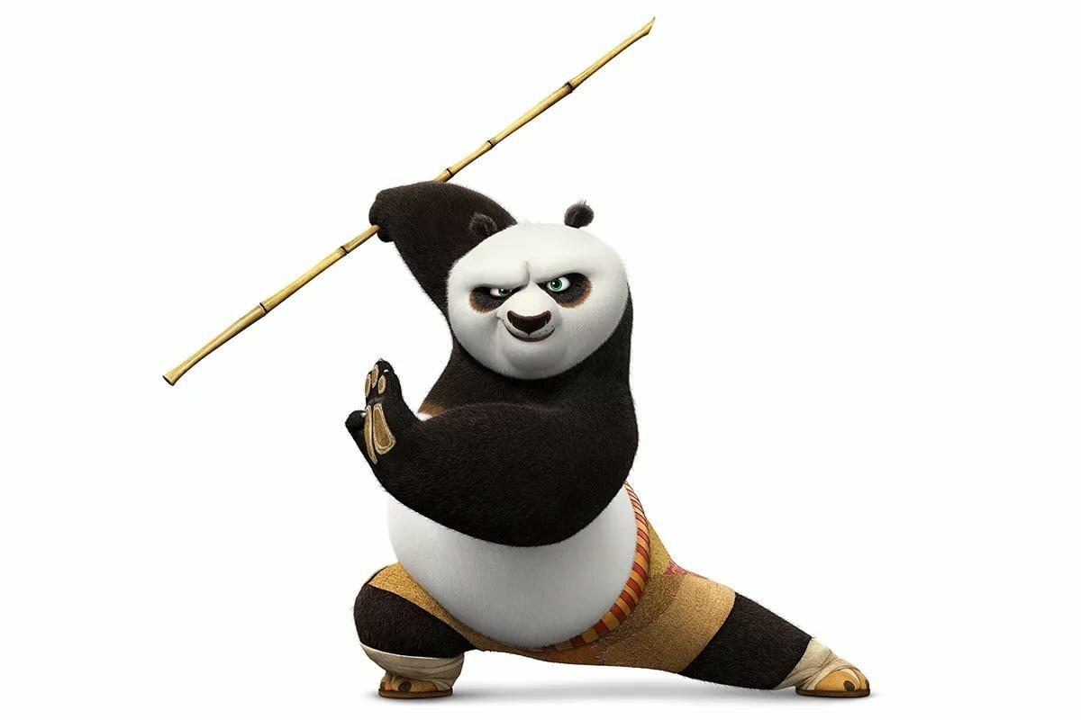 Прикольные картинки кунг фу панда, подруге