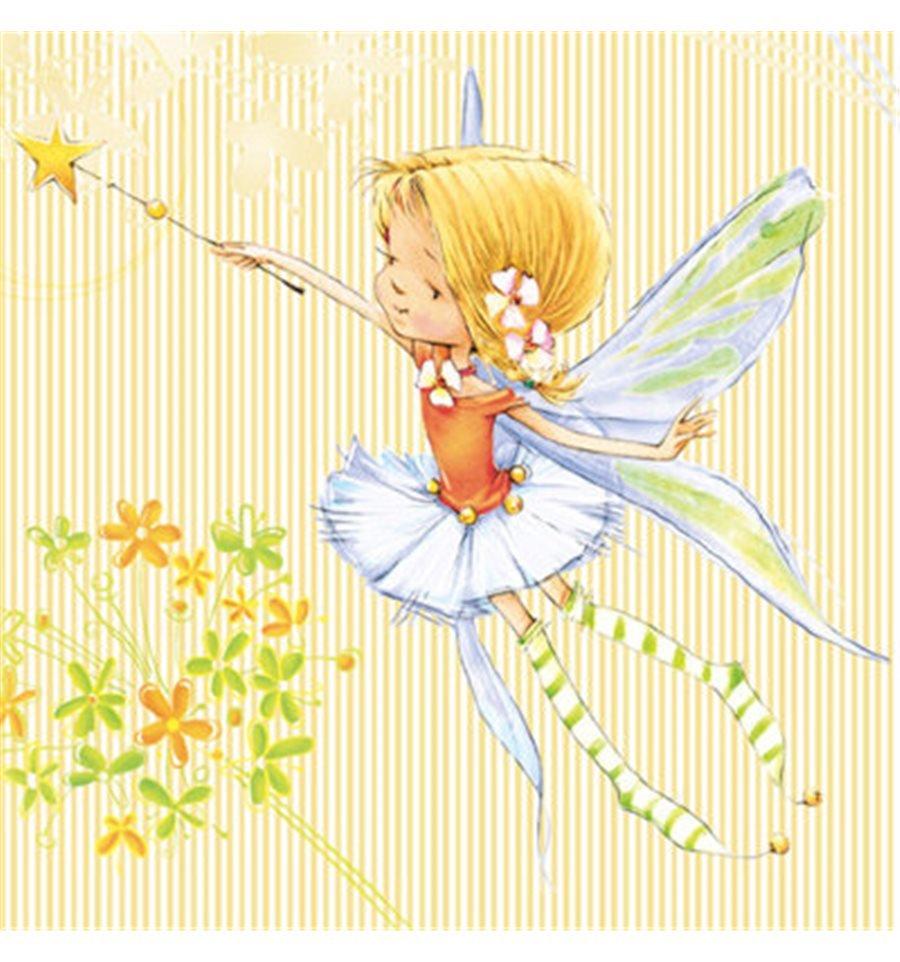 Маленькие открытки от феи, марта распечатать маме
