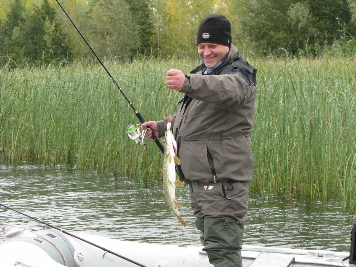 Лучшие места в самаре для рыбалки