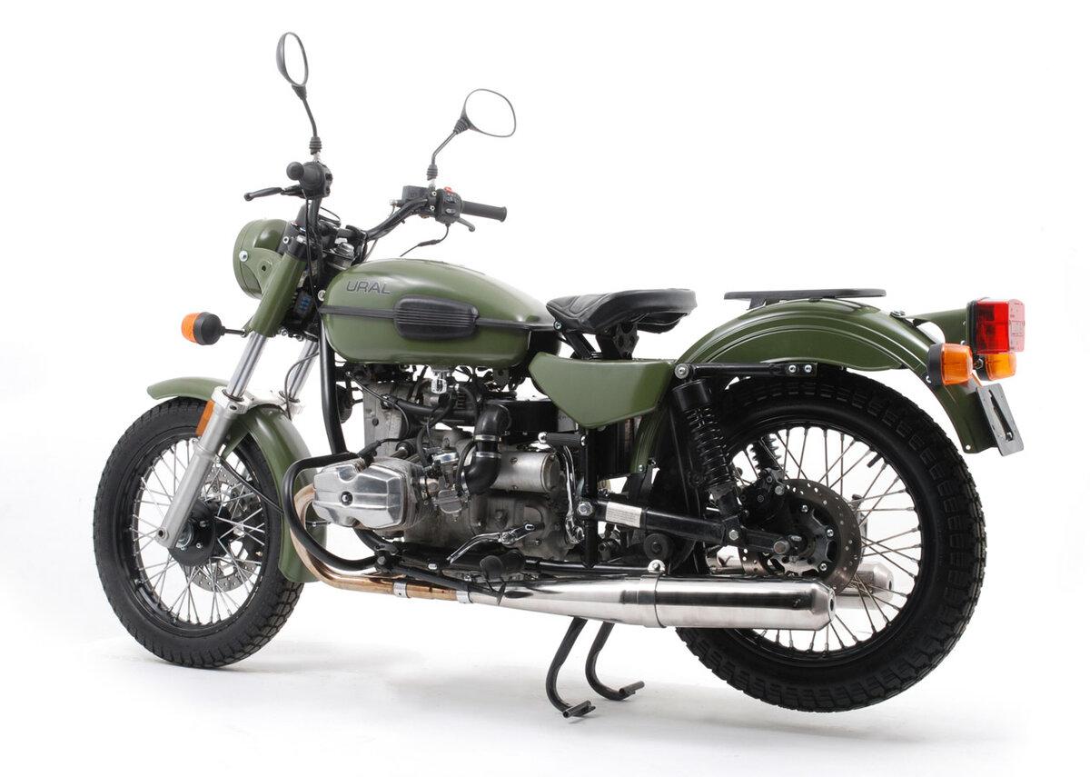 Картинки мотоциклов урал новых