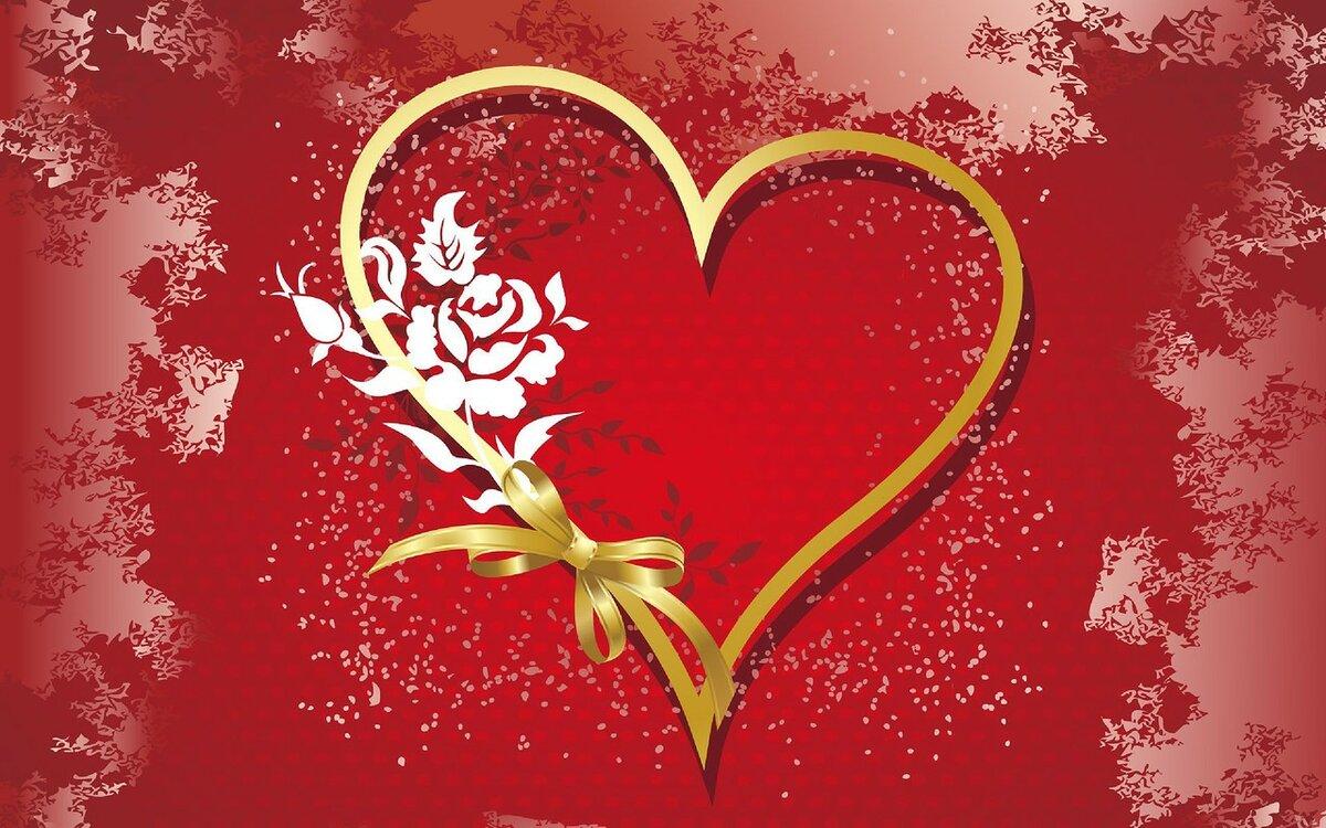 Днем рождения, открытка на день рождения мужчине на английском с сердечками