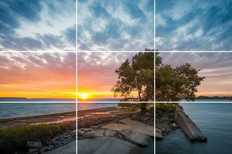 На какой диафрагме фотографировать пейзажи