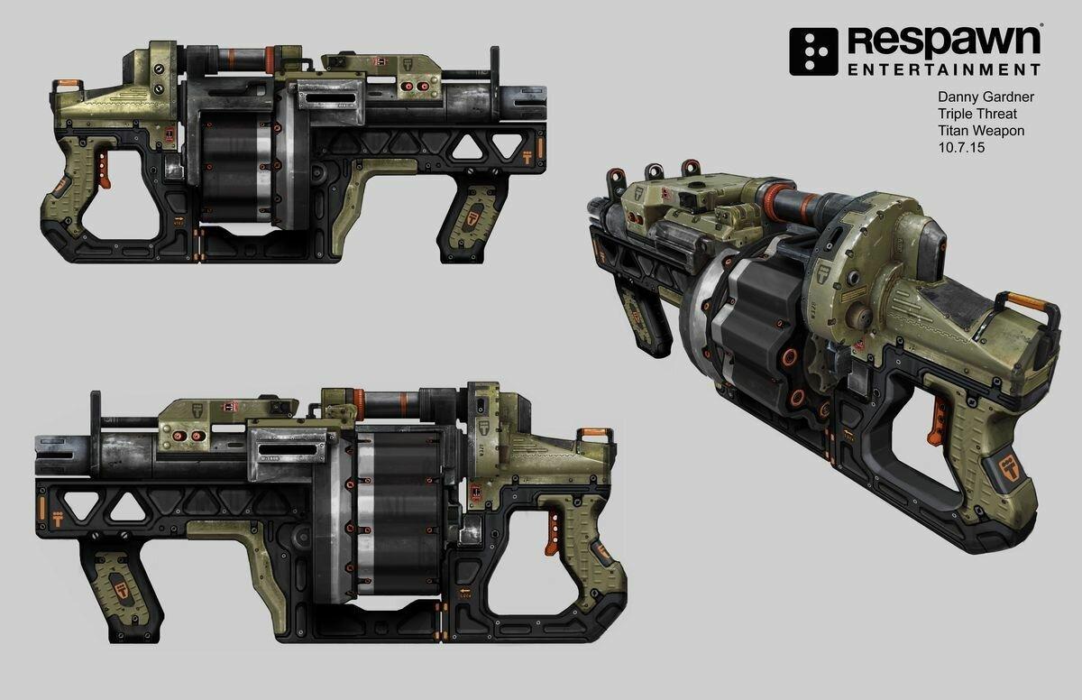 titanfall weapons minecraft mod - HD1200×776