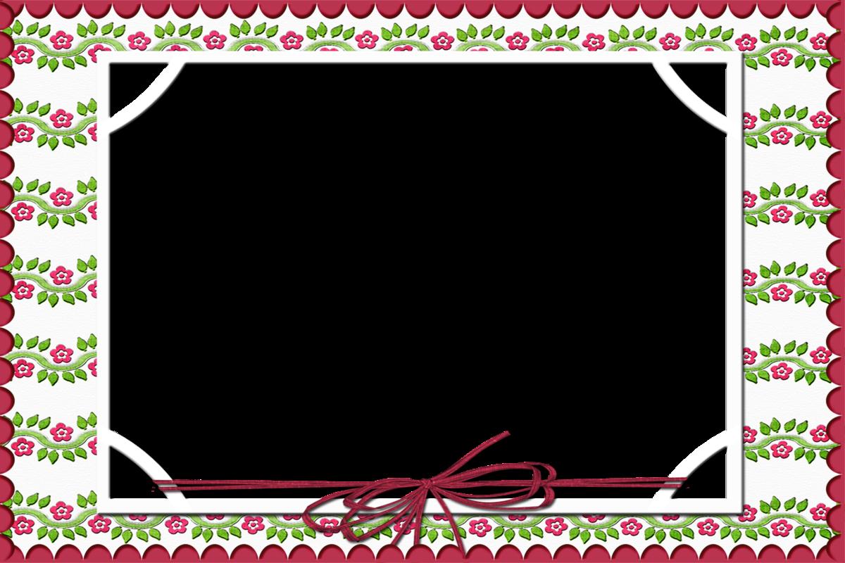 Шаблоны рамок для оформления картинки