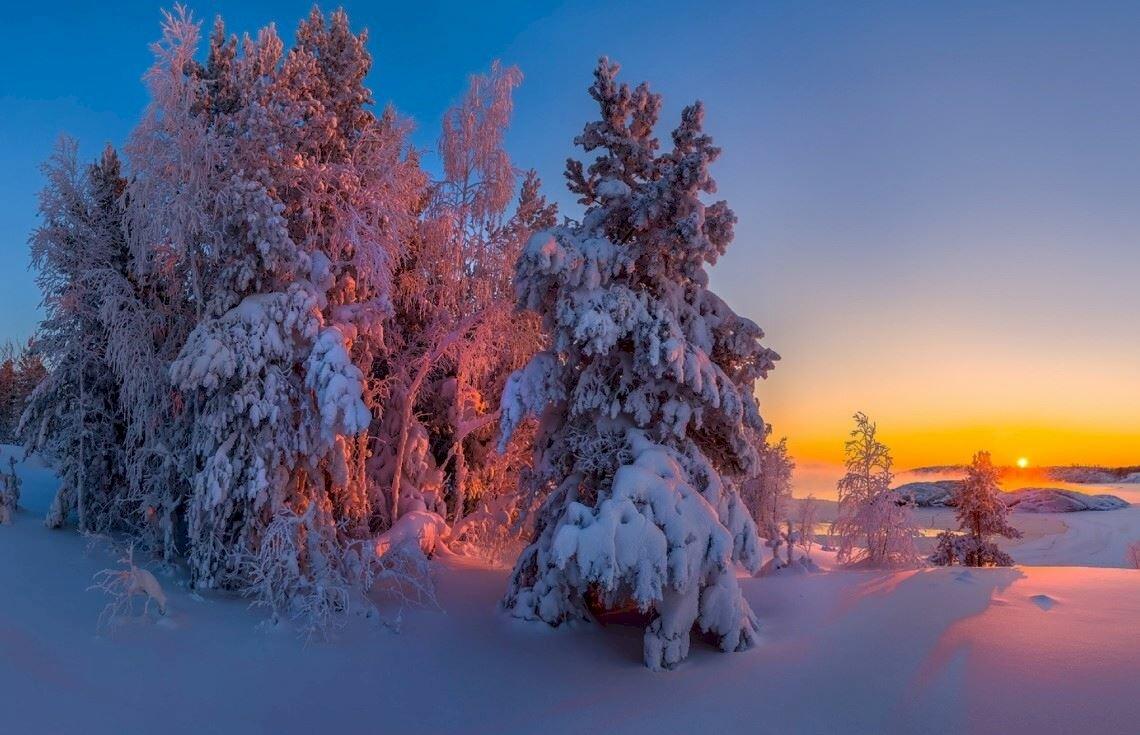 фото сайт зима в россии всего