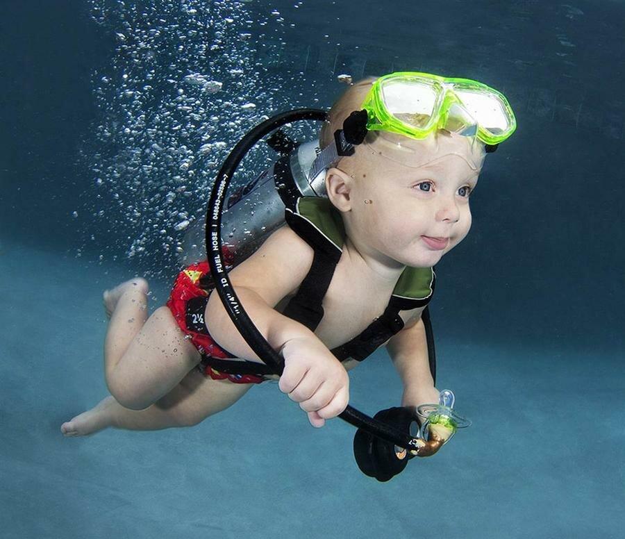 пора готовиться аквалангисты картинки смешные проверить