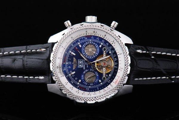 Оригинальная модель часов, разработана ведущей мировой компанией элитных часов по специальному заказу автомобильной компании bentley.