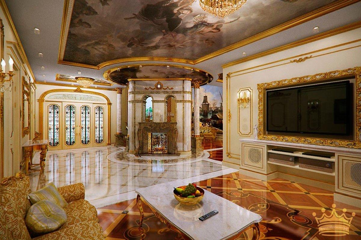 шикарные квартиры богачей фото обвинения плагиате