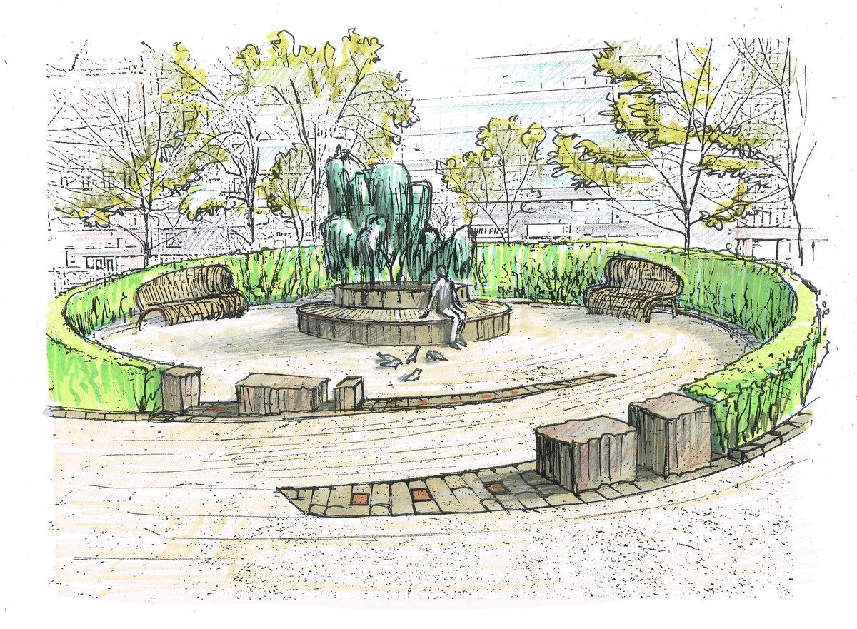 Картинка плана парка