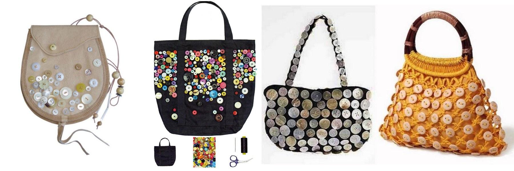 c5c8314ee0af «Декор сумок своими руками дома