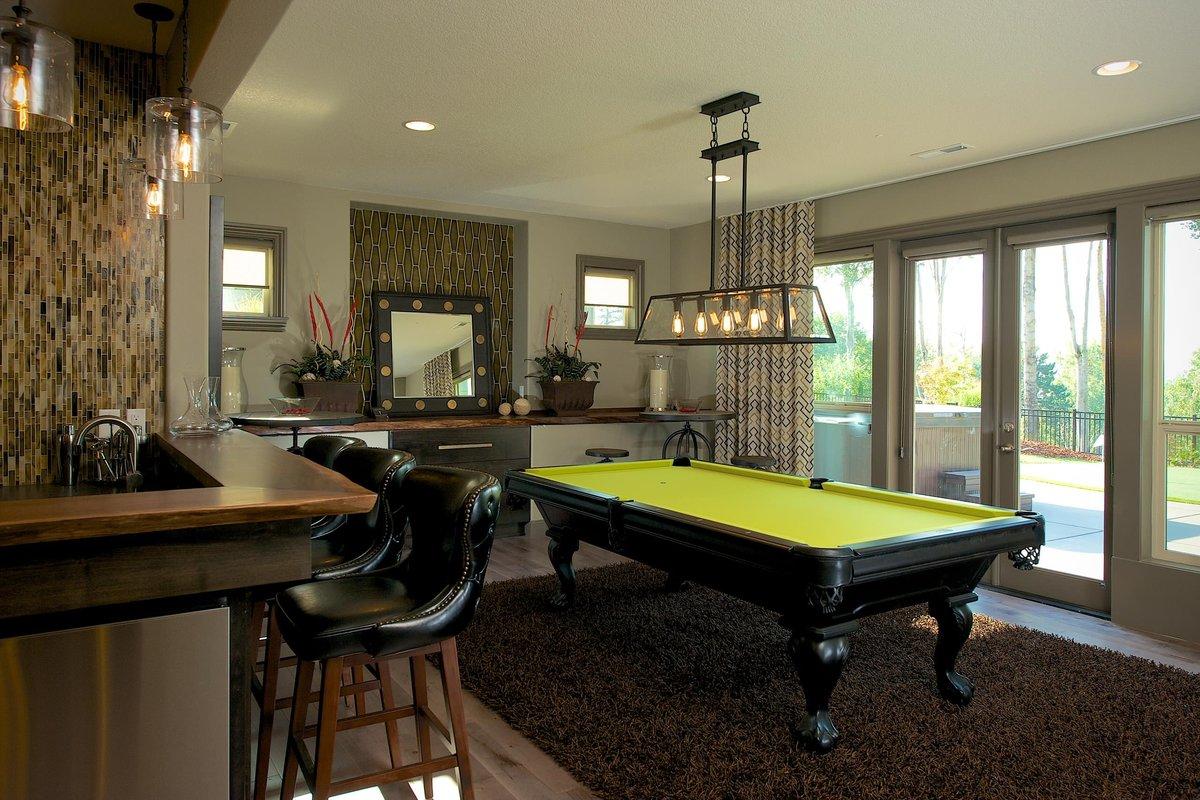 Подбор бильярдного стола под размер помещения – полезные советы