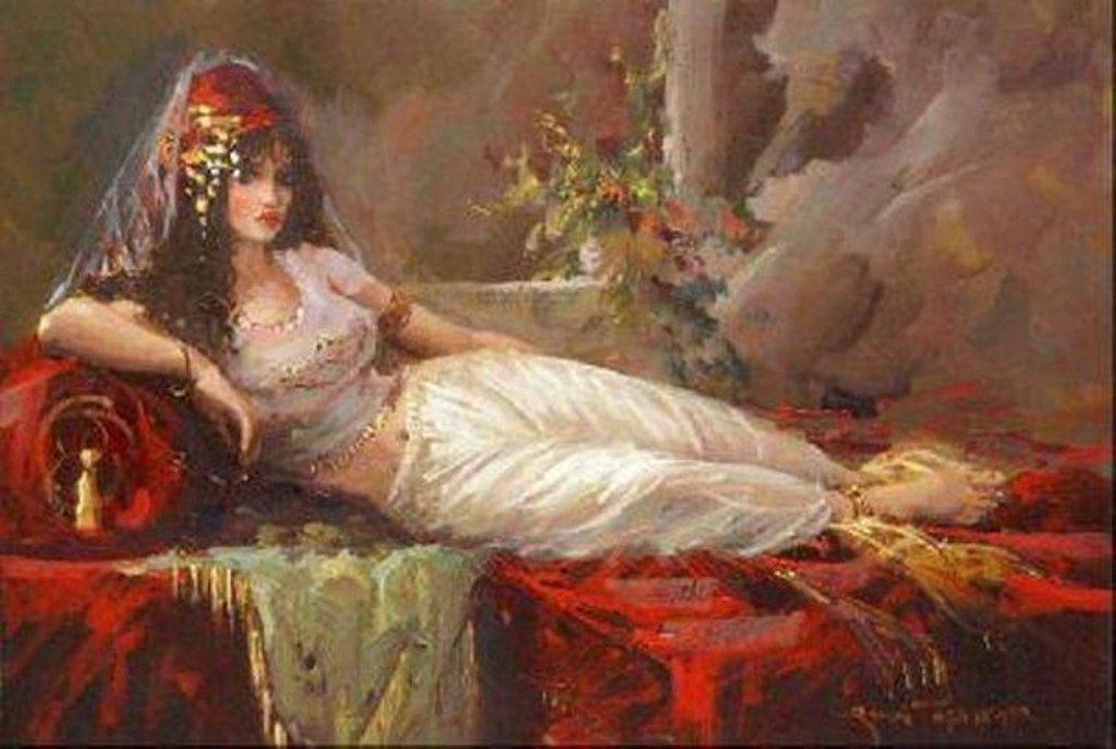 Персидская красота картинки