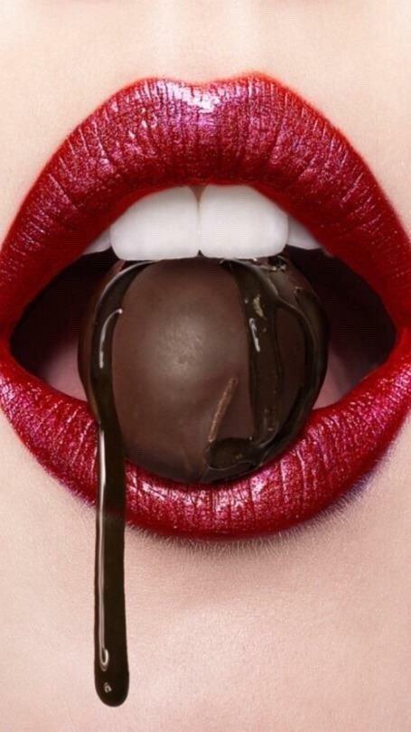 изза каких поцеловала в шоколадный глазик хотелось