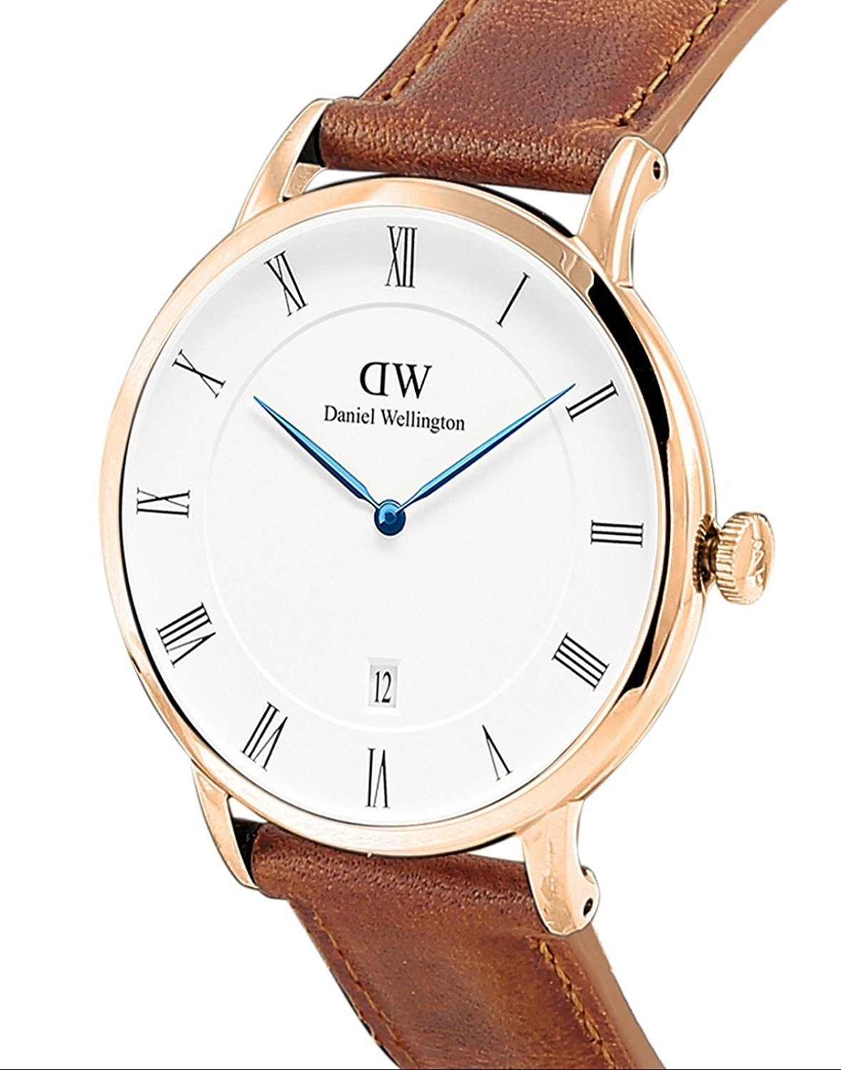 Which daniel wellington wristwatches are popular among ebay shoppers?