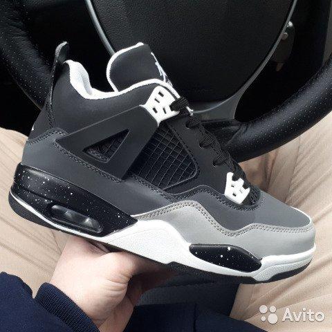 96c5982426b5 Кроссовки Nike Air Retro 4 зимние. Обзор 3 - очень даже не плохие кроссовки  Купить