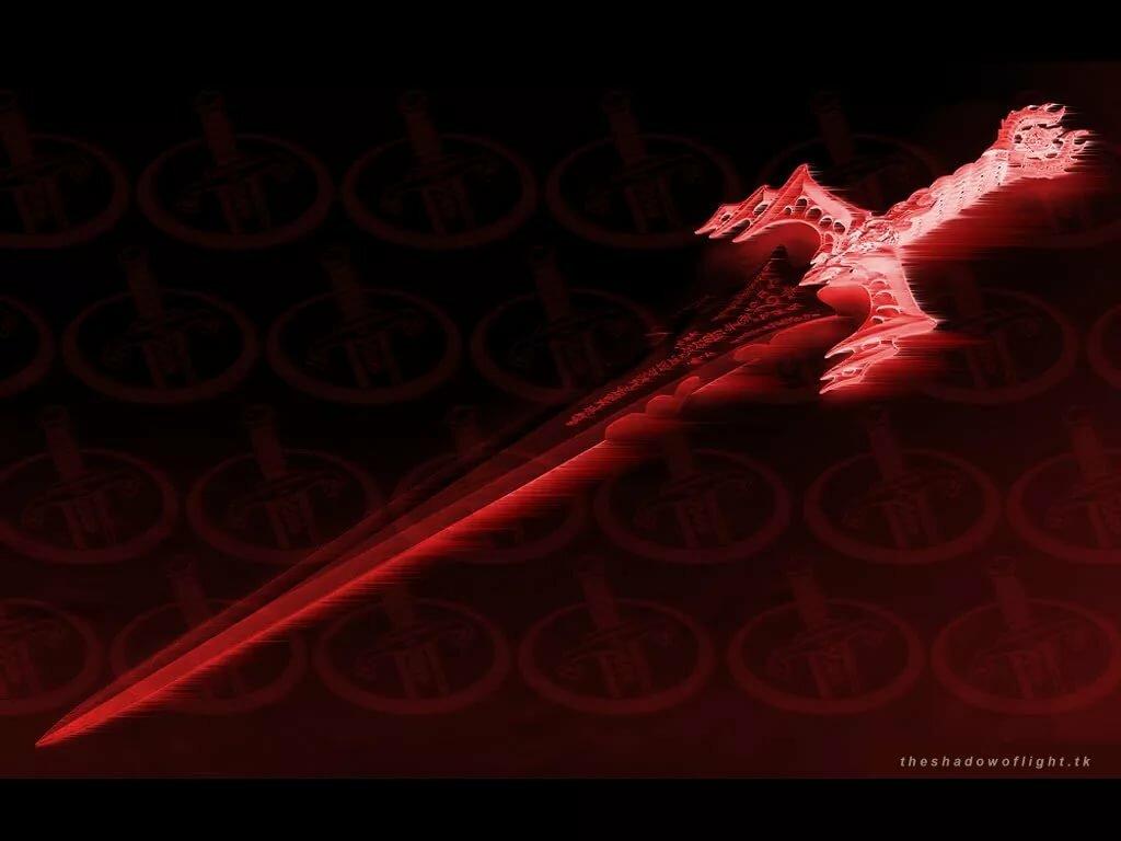 красные мечи картинки забыло