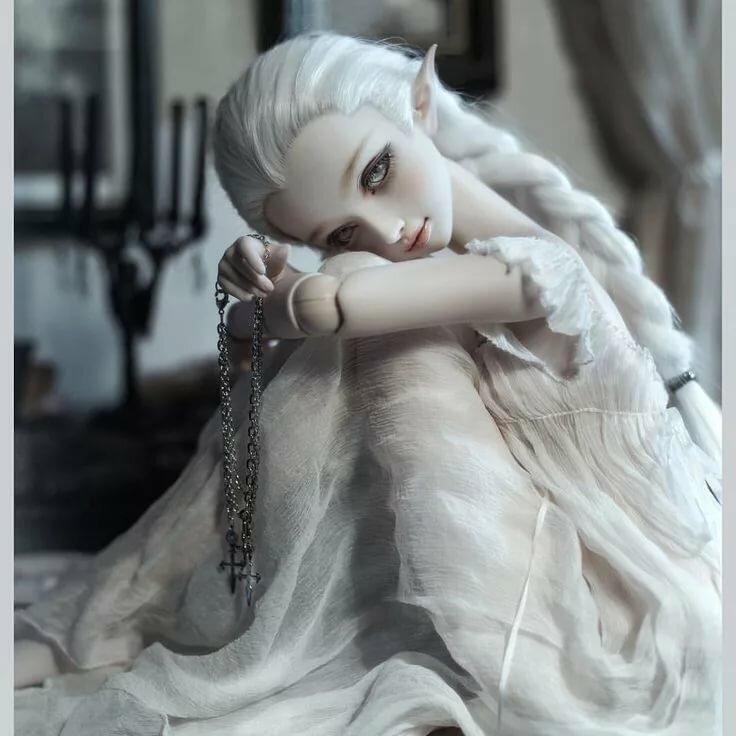 Шарнирные куклы фотосессия