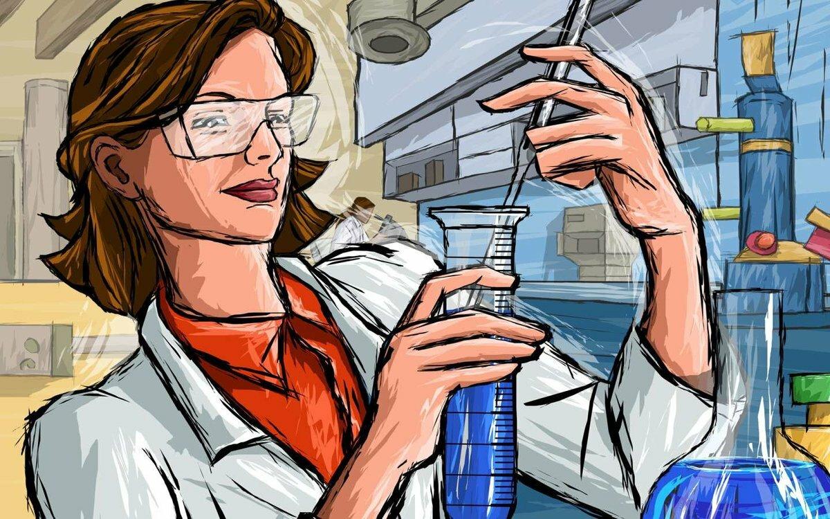 Смешные картинки лаборатории